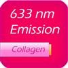 Collagen 633 emission logo